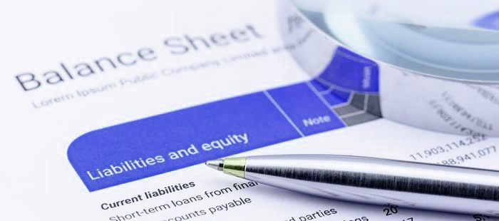 Fix your balance sheet quickly